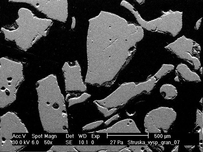 Blast Furnace Slag Glass : Geopolymery eu raw materials for the preparation of popbeton